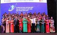 EVNNPC vinh danh 50 phụ nữ xuất sắc giai đoạn 2016-2019