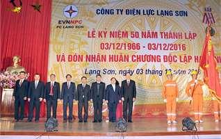 Đảng bộ PC Lạng Sơn: Hạt nhân chính trị của doanh nghiệp